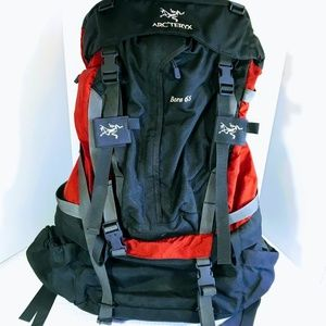 Arc'teryx Men's Bora 65 Long Trip Pack - 66 Liter
